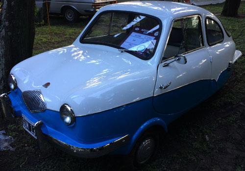 Auto Bambi Sachs 200
