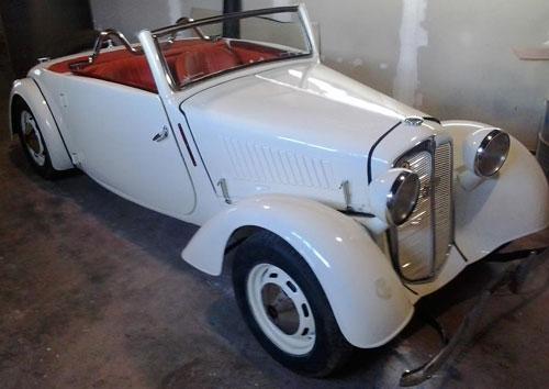 Car DKW 1937