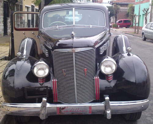 Car Cadillac Limousine
