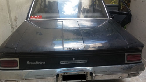 Auto Rambler Classic 550