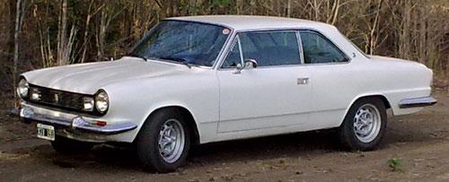 Auto Torino TS 1974
