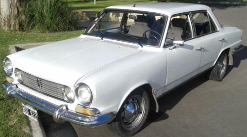 Auto IKA Torino 380 S Sedán 1969