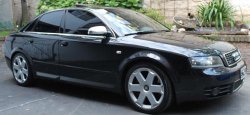Car Audi S4 4.2 Quattro