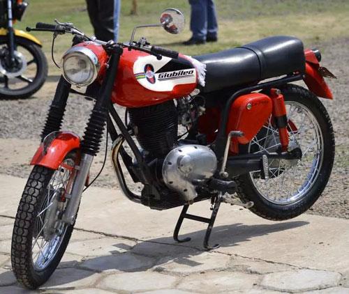 Moto Gilera 1964
