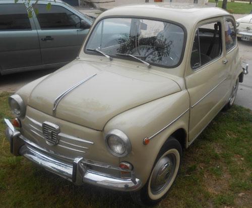 Auto Fiat 600E