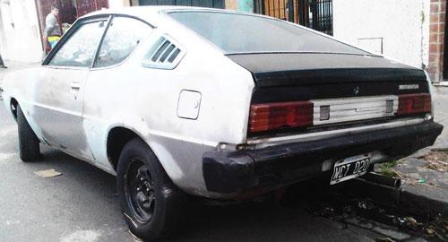 Car Mitsubishi Celeste GT1600