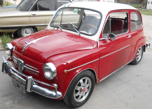 Car Fiat 600E