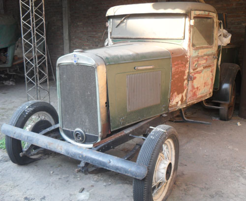 Car Chevrolet Pick Up 1931