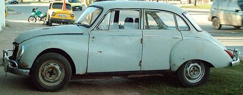 Car DKW 1969