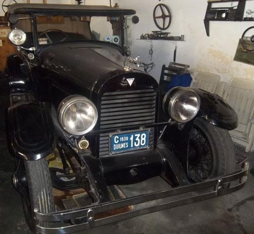 Car Hudson 1926