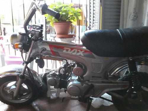 Auto Honda DA