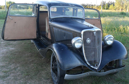Auto Ford 1934