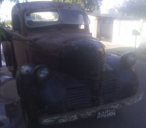 Auto Dodge 1947 Pick Up