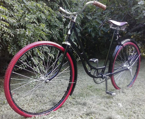 Bike 1939 Durkopp