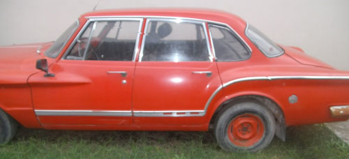 Car Valiant II 1962