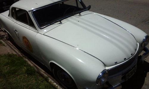 Car Hansa 1960