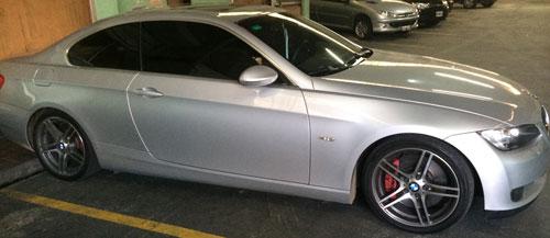 Car BMW 335
