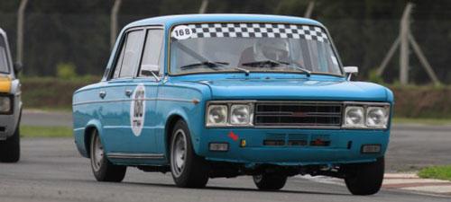 Auto Fiat 125 DTNH