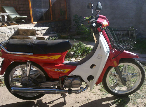 Car Guerrero G100 1999
