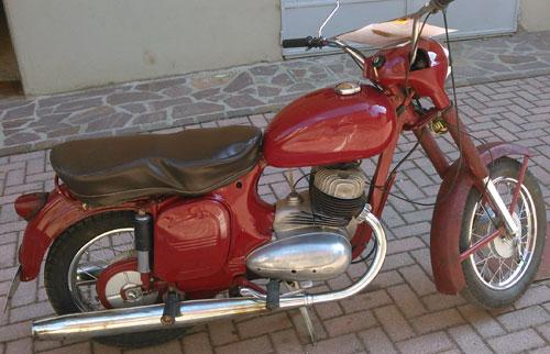 Car Jawa 360