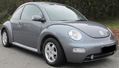 Car Volkswagen Beetle 1.9 TDI