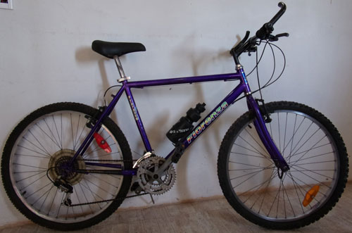 Bicicleta Fiorenza MTB