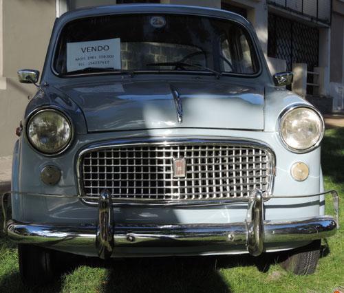 Auto Fiat 1100 1962