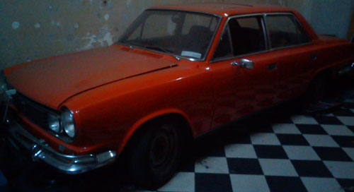 Car Renault Torino Grand Routier