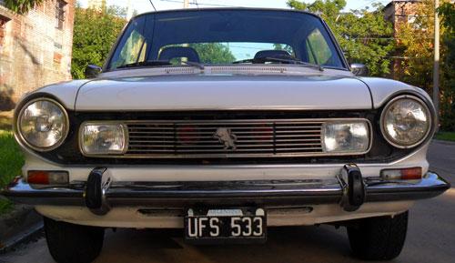 Car Renault Torino