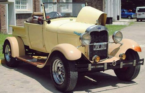 Car Ford 1929