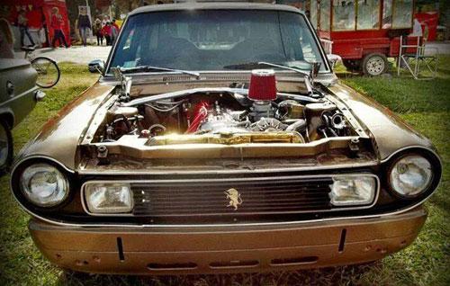 Auto Renault Torino GR