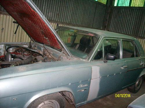 Car Rambler 1965