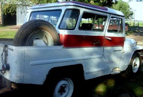 Car Jepp IKA 1966