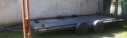 Car Trailer 2.500 Kg
