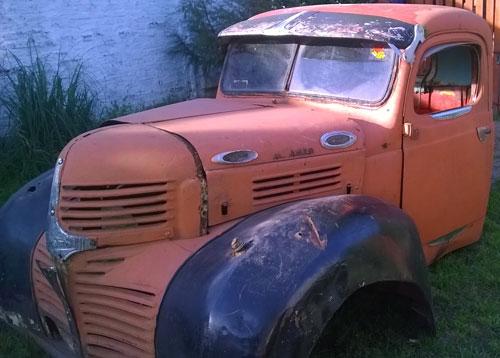 Auto Dodge 1947