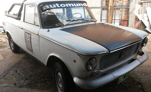 Car Fiat 1500 Multicarga