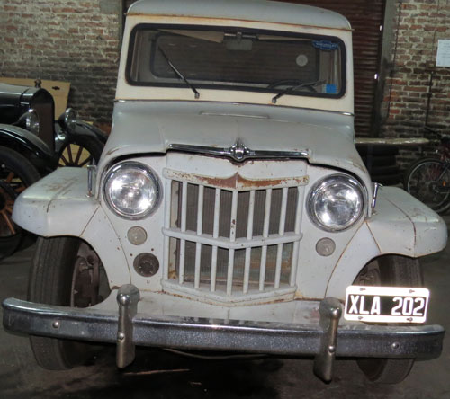 Car IKA Baqueano 500
