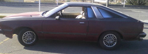 Auto Nissan SX180