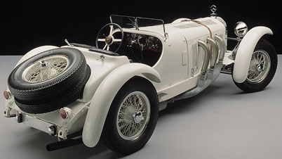 Car Mercedes Benz Réplica SSK 1928