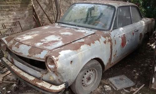 Auto Fiat 1963