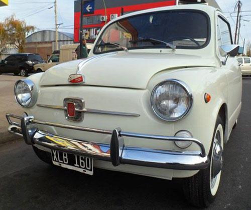 Auto Fiat 600 E