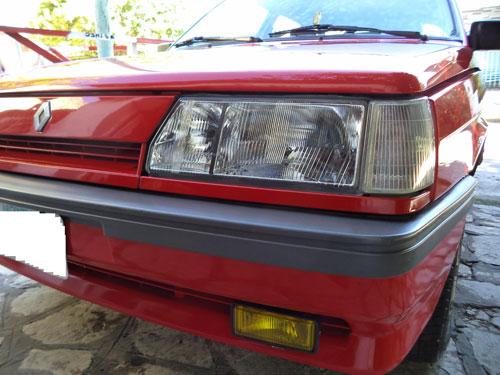 Auto Renault 11 TS