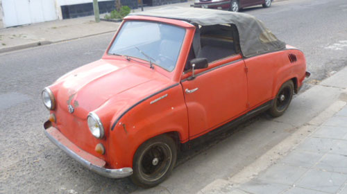 Car Isard T 300 Gogomovil 1958