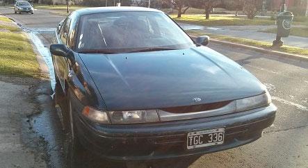 Car Subaru SVX 3.3l 230 CV 4x4