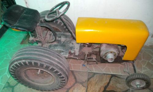 Car Tractor 1956