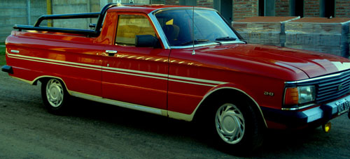 Car Ford Ranchero