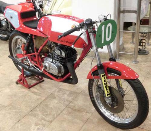 Moto Bultaco Pursang MK10 250 Competición TSS
