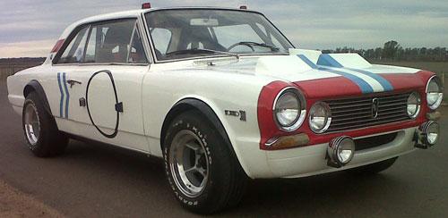 Car IKA Torino 380 1968