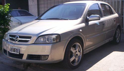 Auto Chevrolet Astra GL 2.0