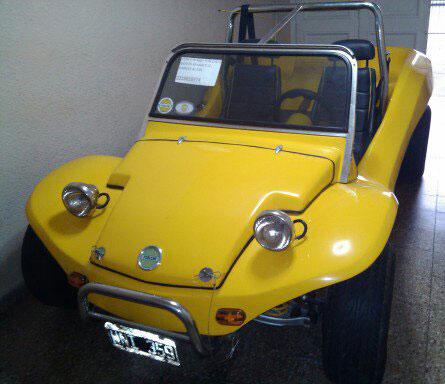 Auto Buggy Puelche